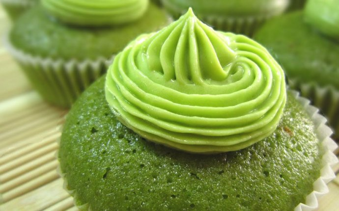 9 Awesome Green Tea Cupcake Recipes that Brighten Your Day