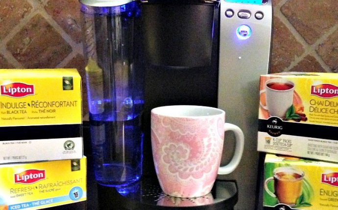 Go Green This Spring With Lipton Green Tea K-Cups - BrazenWoman