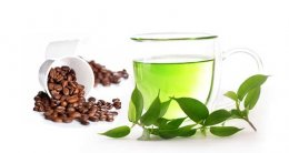 caffeine green tea fat burner