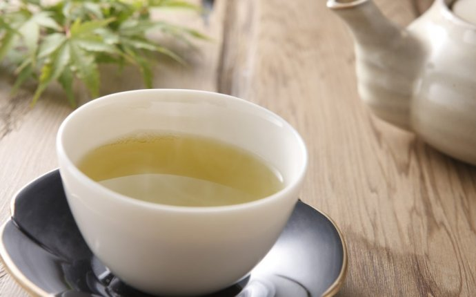 Green tea and lemon juice weight loss