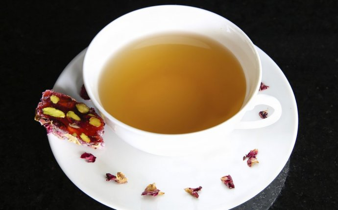 Pomegranate green tea weight loss