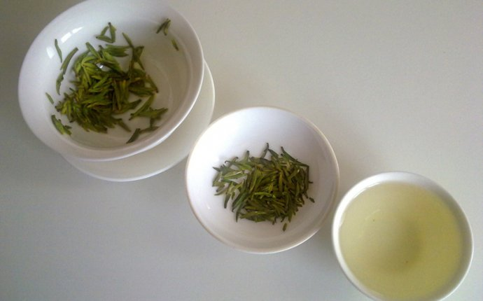 Green tea extract caffeine content