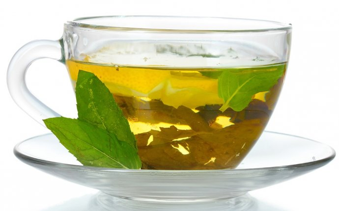 Preparing green tea for weight loss