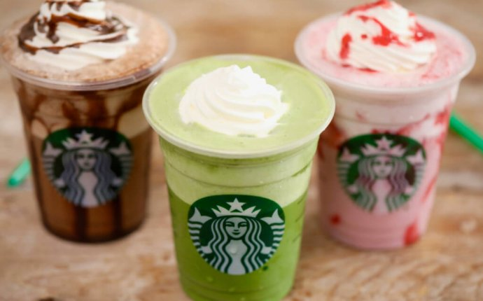 starbucks Matcha green tea frappuccino recipe